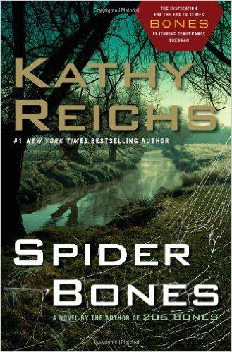 #13-Spider Bones