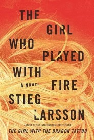 #2- The Girl Who Played With Fire