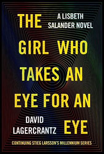 #5- The Girl Who Takes An Eye For An Eye