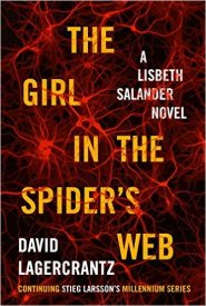 #4-The Girl In the Spider's Web