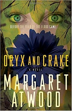 #1- Oryx and Crake