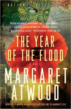 #2- The Year of the Flood